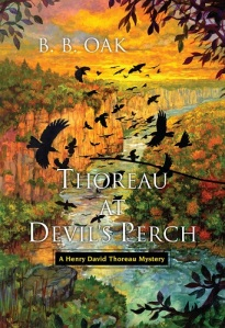 thoreau at devil's perch - 342x500 pix